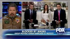 """Bikers for Trump will Form """"Wall of Meat""""; If Inauguration Protestors Get Out of Hand."""