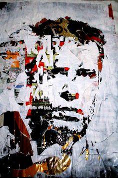 Vhils (Alexandre Farto)   Empty Faces, Portugal   2007