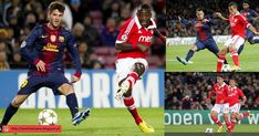 A Minha Chama: Barcelona 0 S.L. Benfica 0
