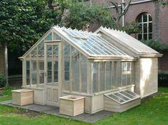 Serres en Cabines - Bomberna Gardencenter