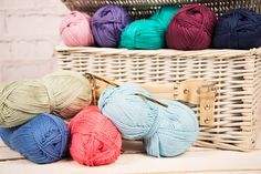 16 Skeins Of Yarn Giveaway with LoveCrochet!