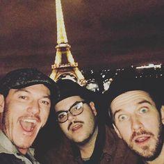 """29.4k Likes, 117 Comments - @thereallukeevans on Instagram: """"#Repost @joshgad ・・・ The boys are taking in Paris. #beautyandthebeastPressTour @beautyandthebeast…"""""""