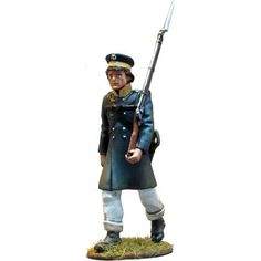 NP 281 Prussian Landwehr private marching 1