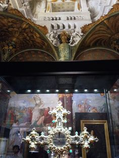 Palazzo Pitti d'argenti expo by Lenn