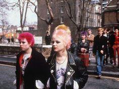 Punks In Lobdon, 1970s