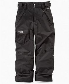 The North Face Kids Pants, Boys Freedom Insulated Pants - Kids Boys 2-7 - Macy's