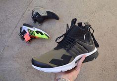 A Closer Look at The ACRONYM x Nike Air Presto Collection - EU Kicks   Sneaker 07e342591de