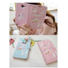 [HAPPY MORI] FALLING IN LOVE Phone Case for Galaxy s3,s4,note1,2/iPhone4,4s,5,5s