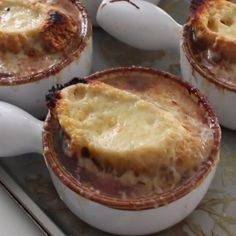 Here's how to make French onion soup from scratch!