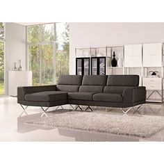 Found it at AllModern - Morgan Sectional