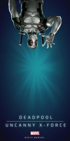 Deadpool X-Force Poster-04