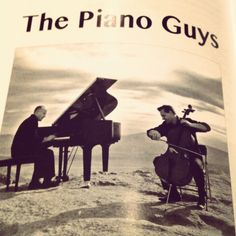 Teachable Moments: The Piano Guys: Sheer Brilliance
