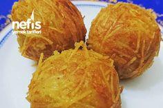 Patates Topları (Çay Saatleri İçin Muhteşem Bir Tarif Tadı Enfes) #patatestopları #aperatifler #nefisyemektarifleri #yemektarifleri #tarifsunum #lezzetlitarifler #lezzet #sunum #sunumönemlidir #tarif #yemek #food #yummy