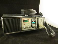 Vintage Pace CB 113 CB Communications Radio Base Station Two Way Works!! #Pace