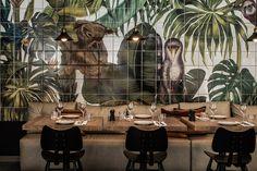 Casa Cook Rhodes - Hotellin tyylikäs ravintola