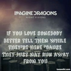 Imagine Dragons - On top of the world Dragon Origin, Chill Songs, Try Guys, Out Of Touch, Imagine Dragons, Song Quotes, My Favorite Music, Music Lyrics, Music Lovers