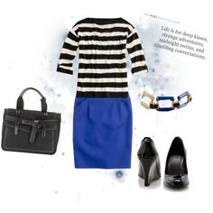 """Meetings"" by milljcrew on Polyvore"