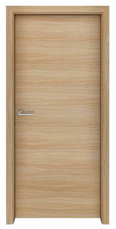European Oak Flush Horizontal Interior doors