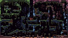 Microvania @ PixelJoint.com Game Level Design, Game Design, How To Pixel Art, Computer Generated Imagery, 8 Bit Art, Pixel Art Games, 2d Art, Video Game Art, Art Studies