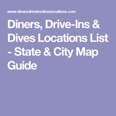 3147b34acd9f8a4642aa28ade297bc7d Diners Drive Ins And Dives Map on drivers diners and dives, guy diners and dives, car drivers drive-ins dives, 13 gypsies jacksonville diners and dives, diners and dives locations in hawaii,