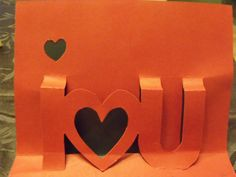 L<3 ve Ice Tray, Silicone Molds, Cookie Cutters, Artist, Cards, Handmade, Hand Made, Artists, Craft