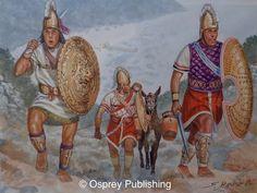 Kretan warriors