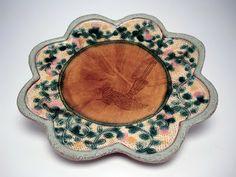 A plate a day: Shoko Teruyama http://aplateaday.blogspot.com/search?q=teruyama