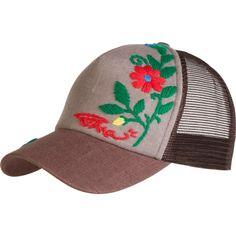 Prana - Embroidered Trucker Hat
