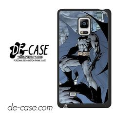 Batman DEAL-1387 Samsung Phonecase Cover For Samsung Galaxy Note Edge