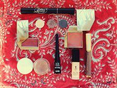 Makeup Look: Divinely Sensuous ZuZu Luxe Liquid Liner