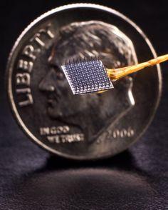 Brain Gate: A brain implant to restore memory