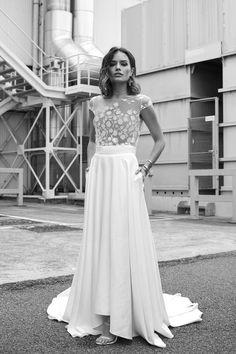#rimearodaky #Collection 2018 ! #robes #mariage #wedding #Mariée #dress #weddingdress #bridal