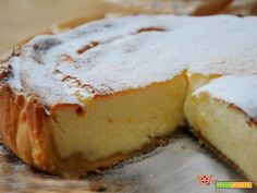 Torta al formaggio – Kasekuchen (ricetta tedesca)  #ricette #food #recipes