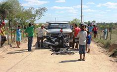 Observador Independente: CONCEIÇÃO DO COITÉ: Motociclista morador de São Do...