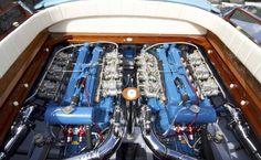 Riva à moteurs V12 Lamborghini | Virage8