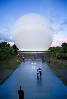 Serpentine Gallery Pavillion by OMA | Iwan Baan photography
