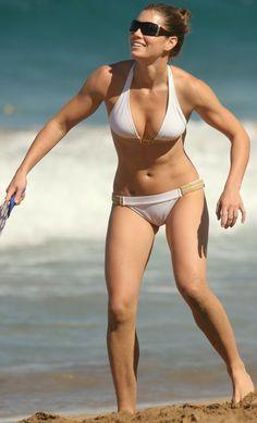 Jessica Biel is my fitness inspiration.