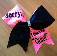 Cheerbow cheer bow cheerleader Bella bows by Bellabows76, $14.00