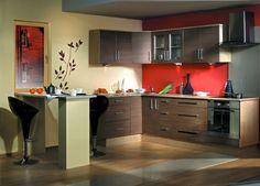 colour Kitchen Cabinets, Colour, Home Decor, Color, Decoration Home, Room Decor, Cabinets, Home Interior Design, Colors