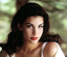 Liv Tyler epitome of Italy fine beauty for me