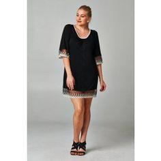 Chantilly Lace Tunic Dress