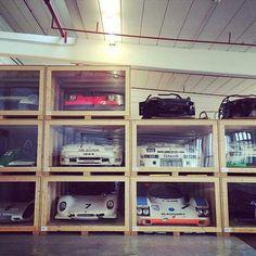 Ultimate car storage