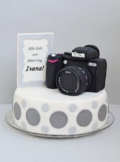 Camera cake | by bennynna