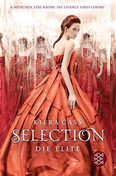 Selection - Die Elite: Band 2 von Kiera Cass http://www.amazon.de/dp/3733500954/ref=cm_sw_r_pi_dp_0fJJwb0CWDYD9