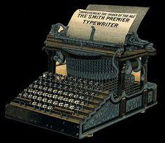 Smith Typewriter 150