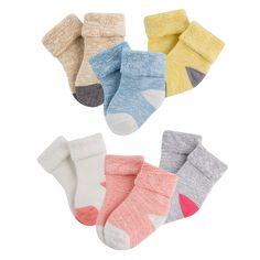 Pinksee 5 Pairs Unisex-Baby Mesh Cotton Socks Girls Boys Socks Toddlers Socks
