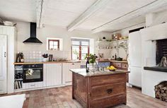 adelaparvu.com despre casa rustica Suedia, casa noua care pare veche, Foto Mats Svensson (16)