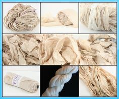 Undyed Yarn - Dyeable Yarn Collection