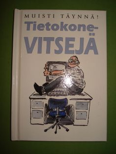 Tietokone Vitsejä 2 €