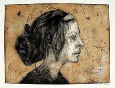 Richie Lasansky: Prints - watercolor inspiration